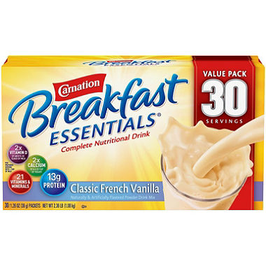 Carnation - BreakFast Essentials 30 servings