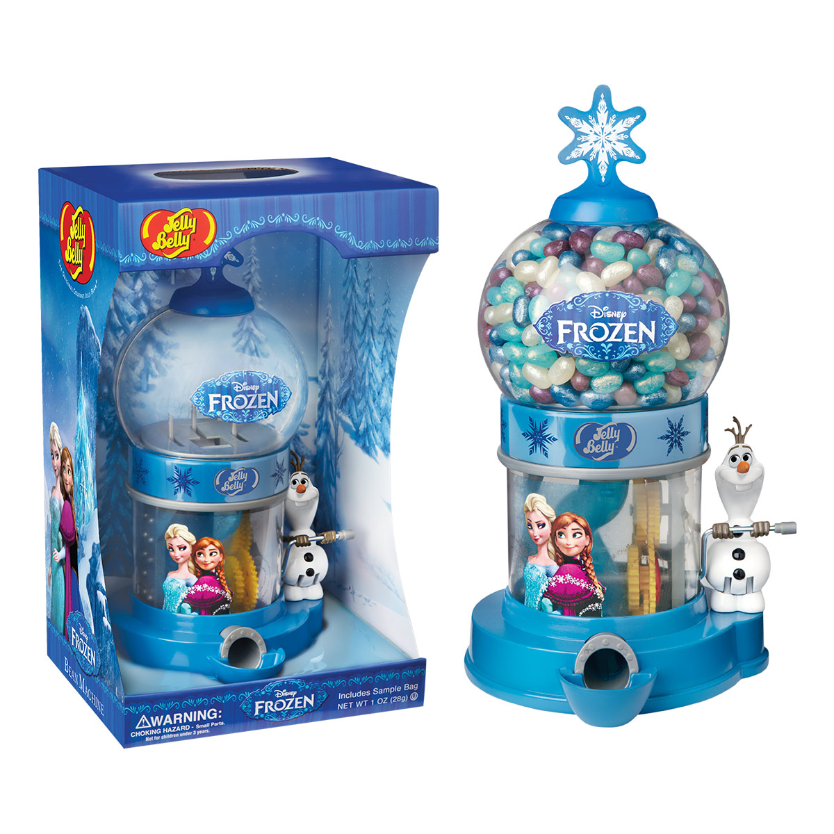 JellyBelly Frozen Machine