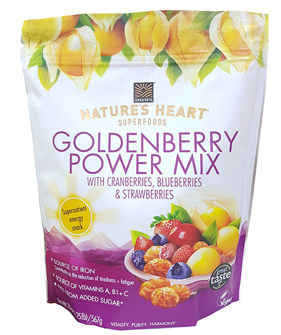 Goldenberry Power Mix (HOT)