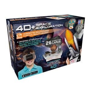4D+ Space Exploration