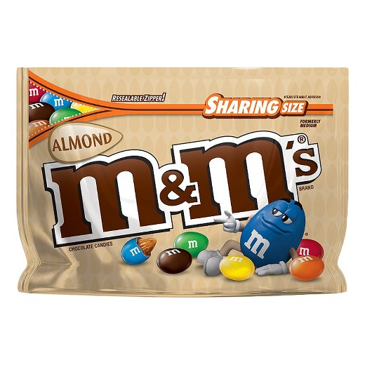 M&M Almond - Sharing size