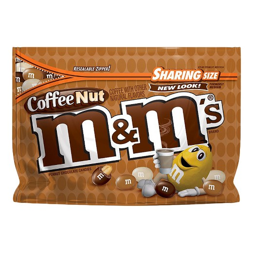 M&M coffee nut - Sharing size