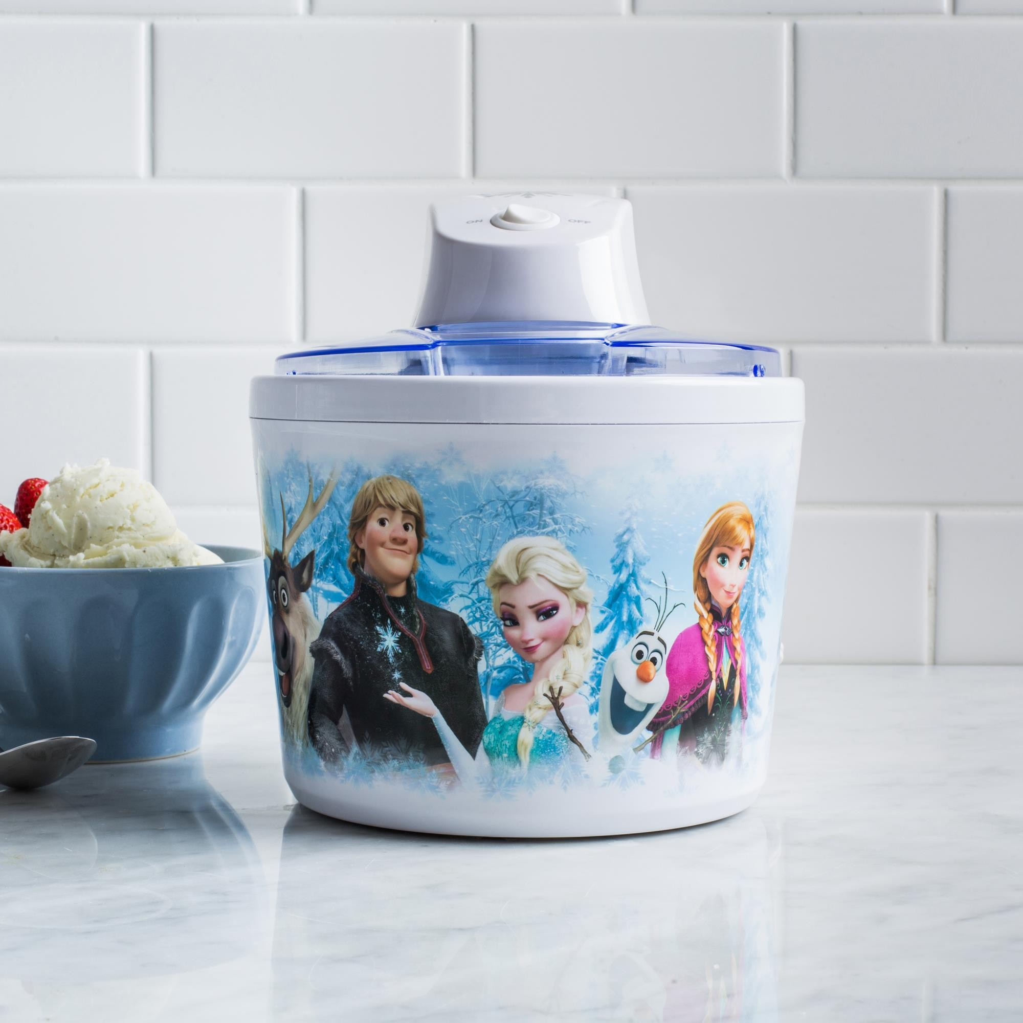 Frozen ice cream maker