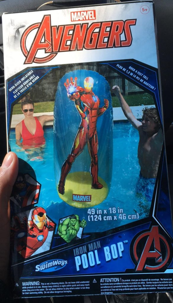 Marvel Avengers - Pool Bop