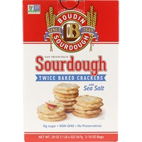 Boudin Sourdough Crackers