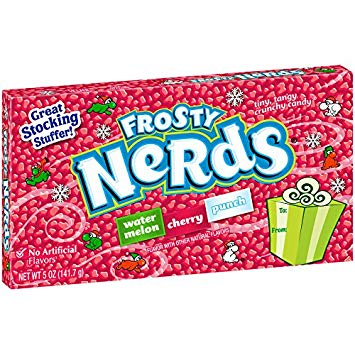 Frosty Nerds