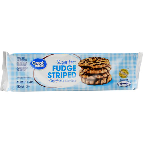 Sugar Free Fudge Striped