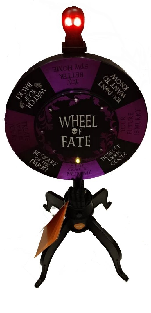 HE Wheel of Fate