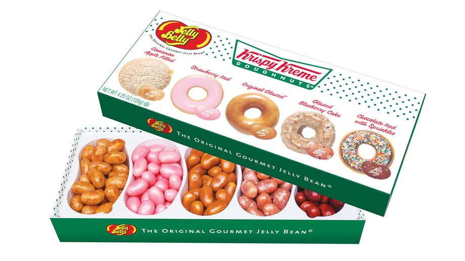 Jelly Belly Krispy Kreme