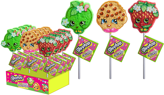 Shopkins Lollipop