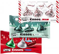 Hershey's Kisses Holiday
