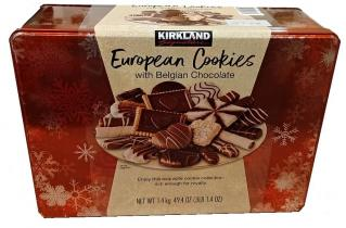 Kirkland European Cookies
