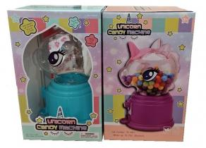 Unicorn Gumball machine