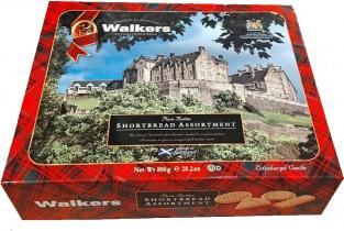 Walkers Shortbread Assortment