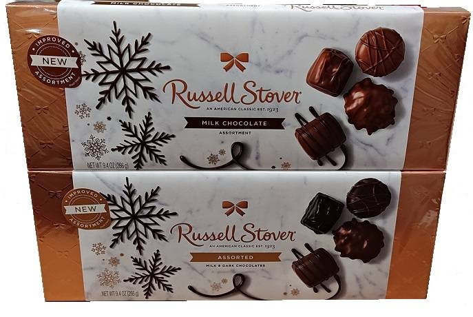 Russell Stover Christmas