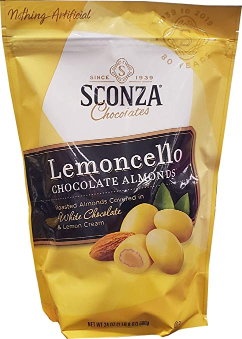 Sconza Lemoncello Choco Almond