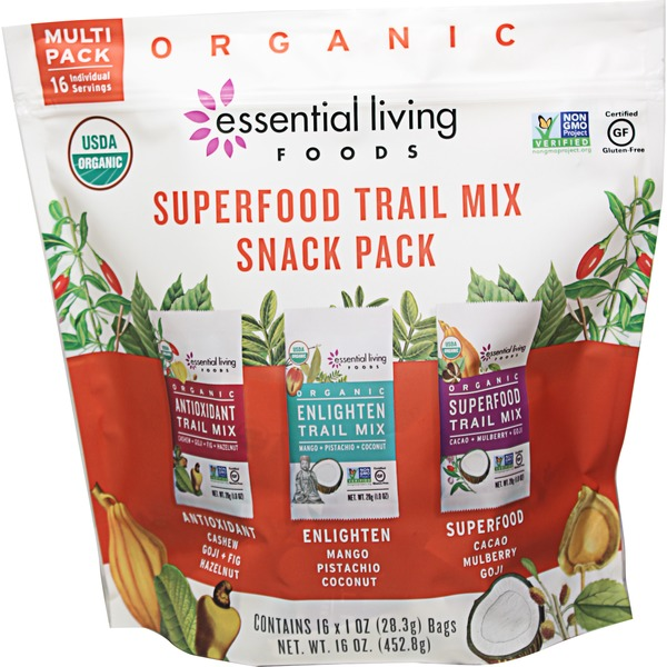 Superfood Trail Mix - Essential Living