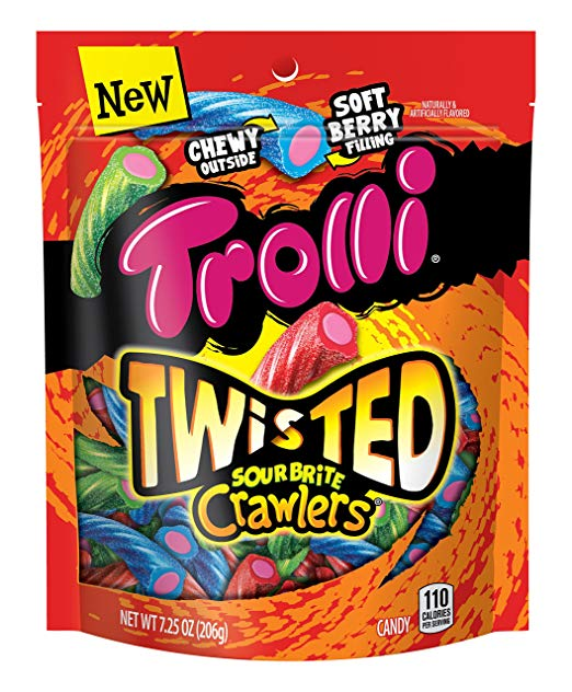 Trolli  Twisted