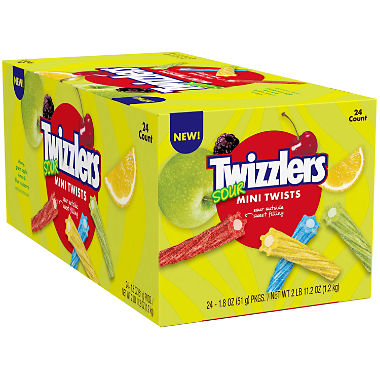 Twizzlers Sour mini