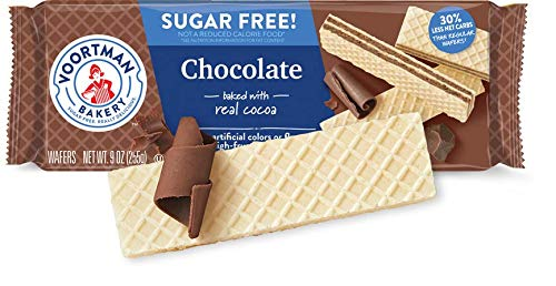 Voortman Chocolate - Sugar free