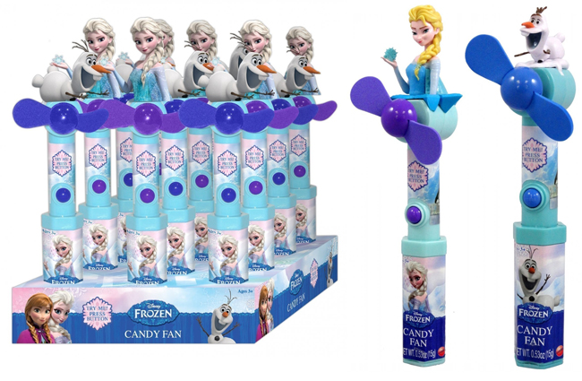 Candy Fan Frozen
