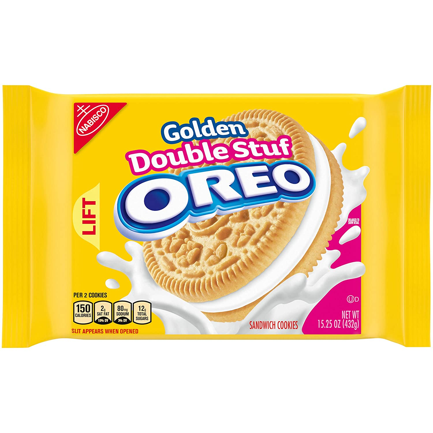 Oreo Golden double stuf