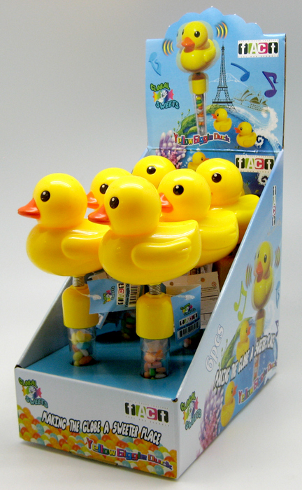 Giggle yellow duck